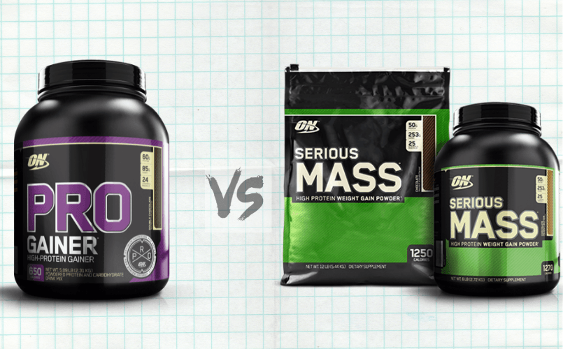 Vs Mass Gainer