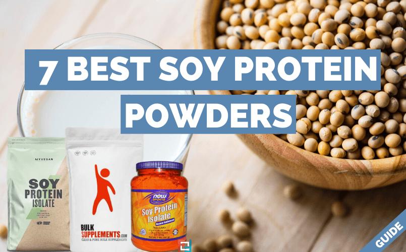 Best Soy Protein Powder