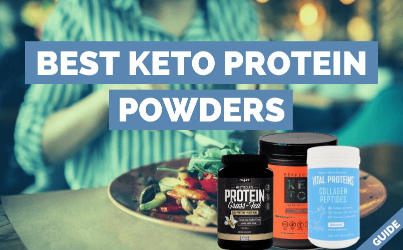 Best Keto Protein Powder