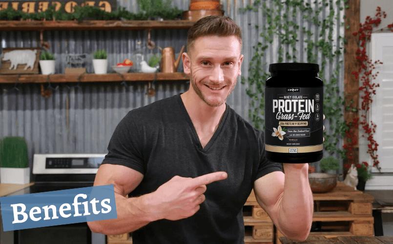 Benefits of Keto Protein