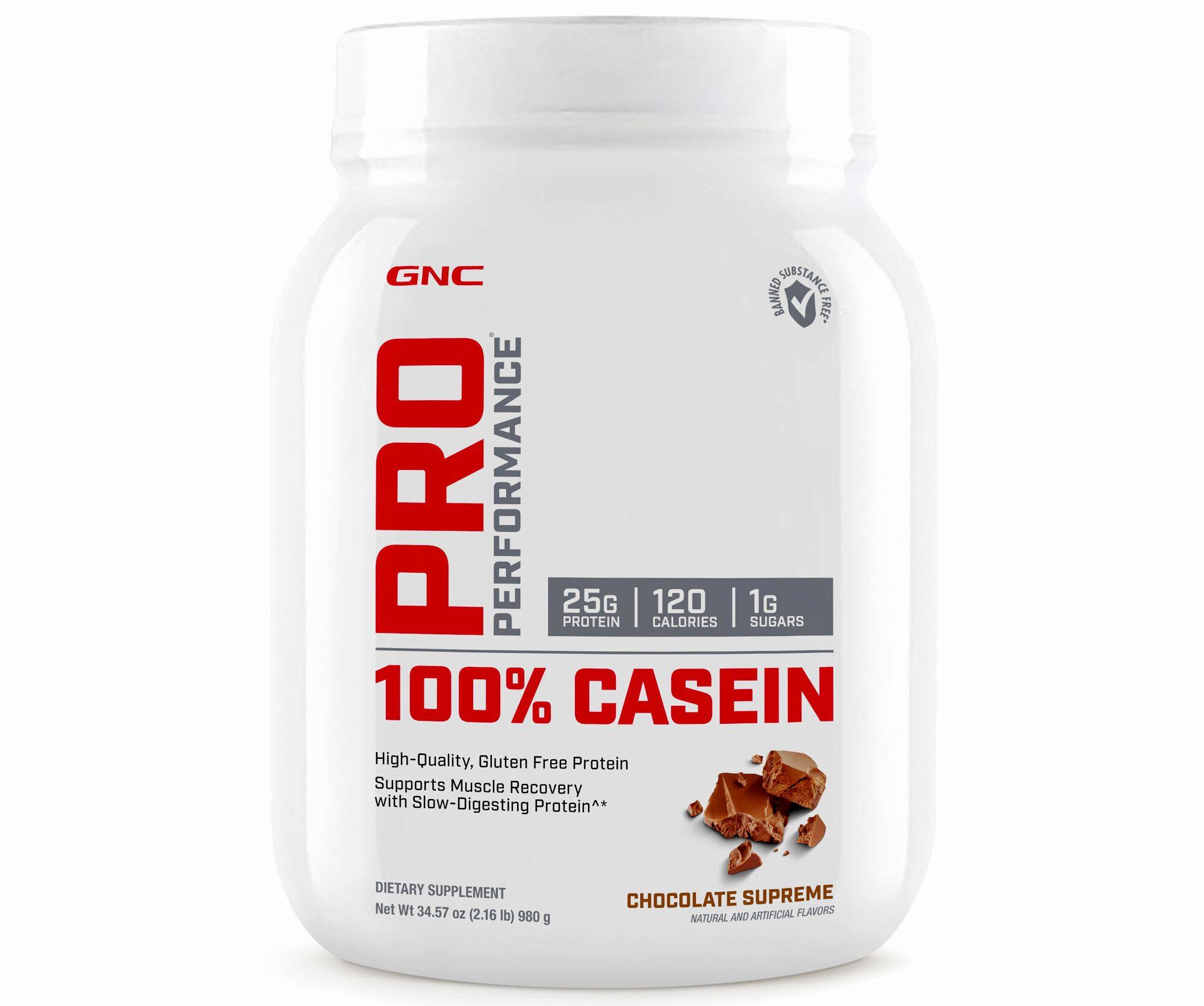 GNC 100% Casein