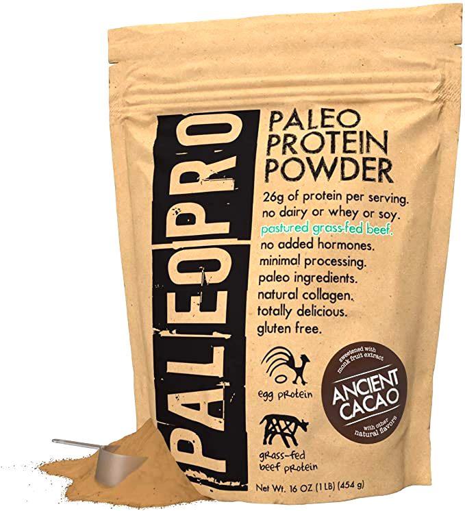 Paleo Protein Powders
