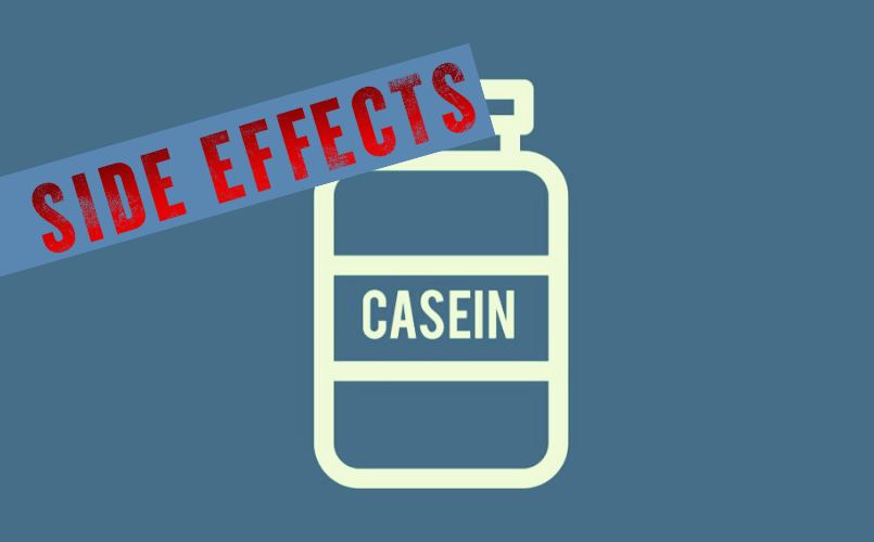 Side Effects of Casein Protein