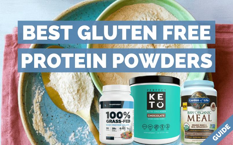 Gluten Free Protein Powder