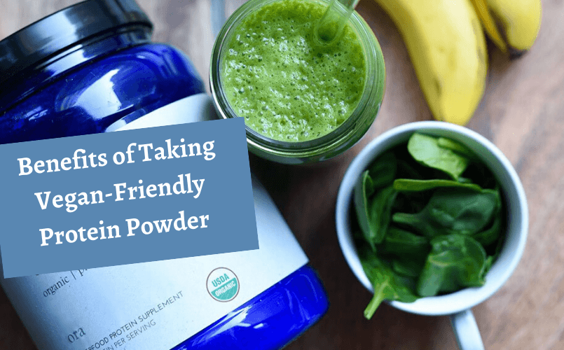 Benefits of Taking Vegan Friendly Protein Powder