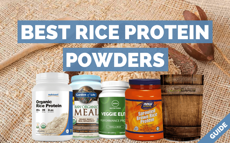 Best Rice Protein Powder
