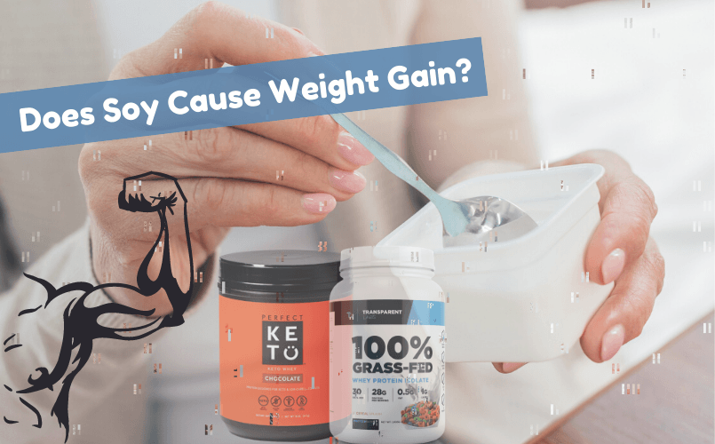 Does Soy Cause Weight gain