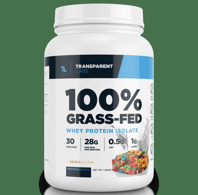 Grass Fed 100 TL