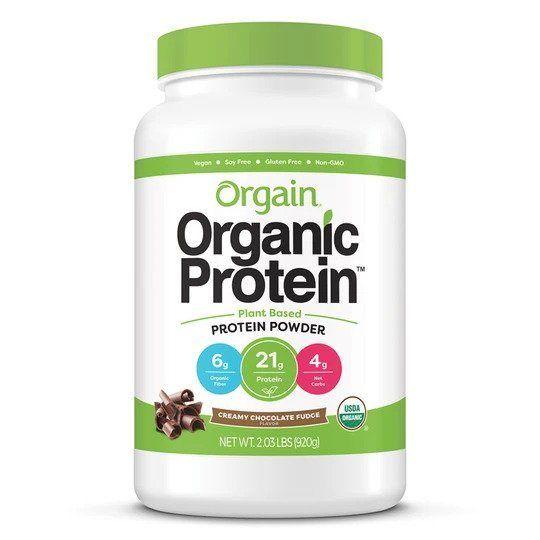 Organic Protein Orgain