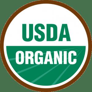 Organic USDA Certification