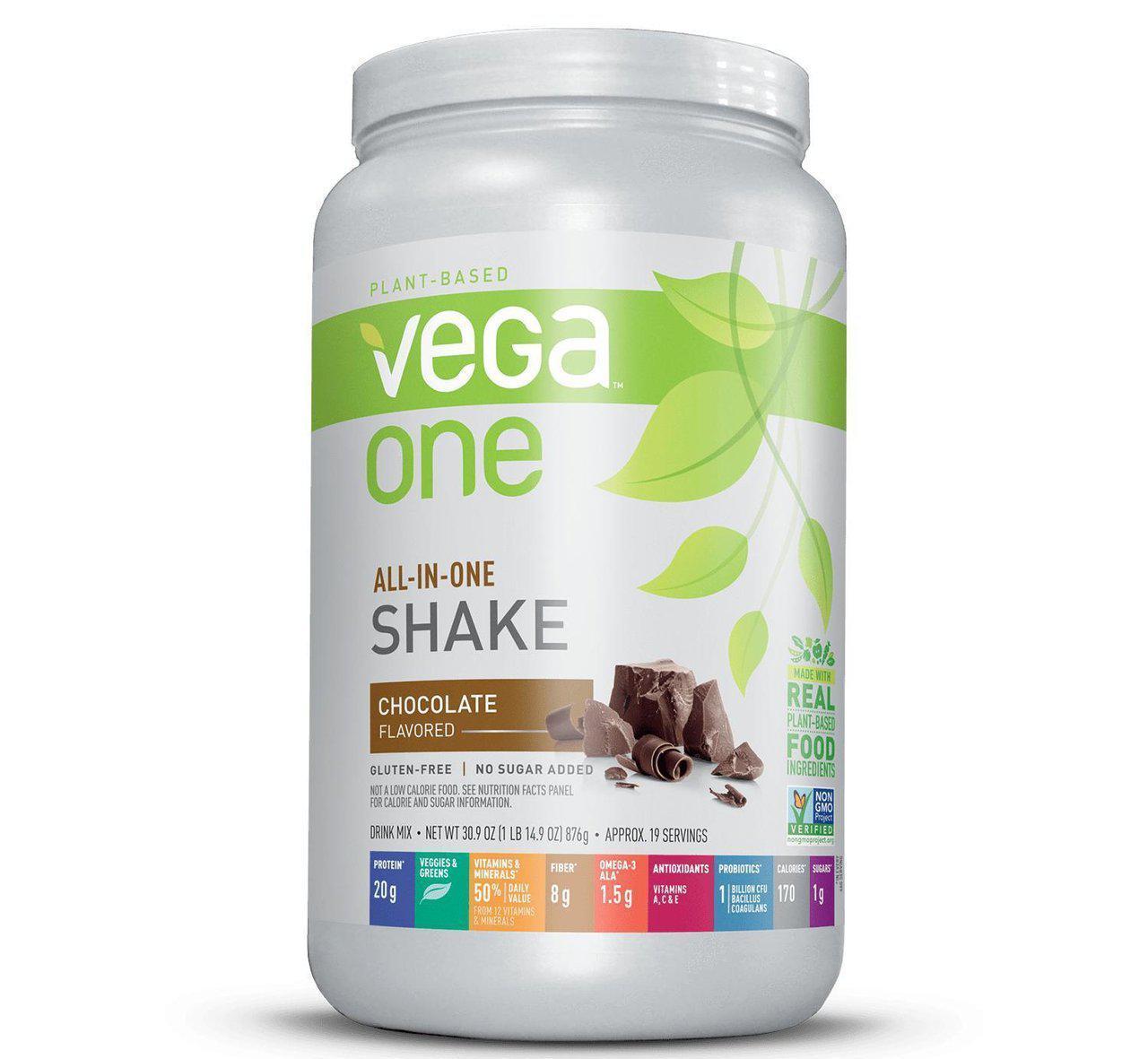 Vega One with Sacha Inchi