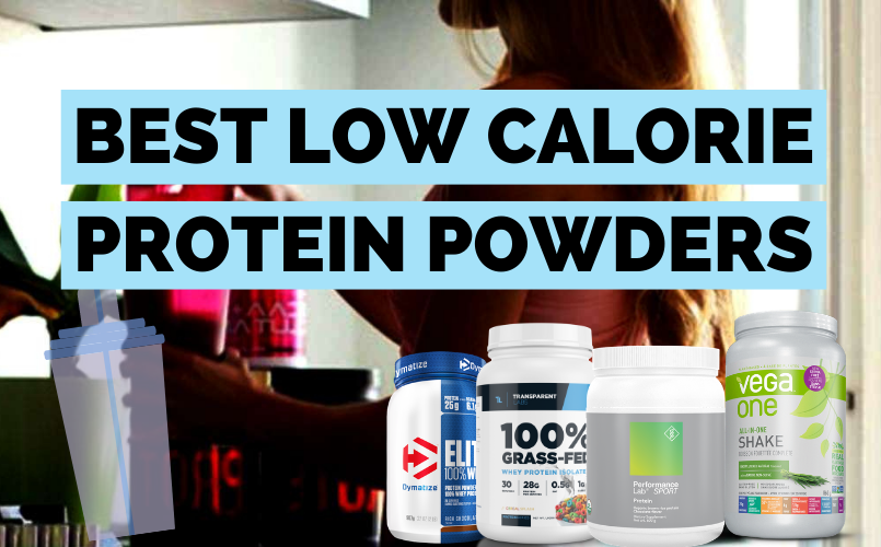 Low Calorie Protein Powder
