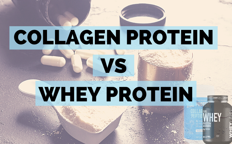 Collagen protein vs whey Review