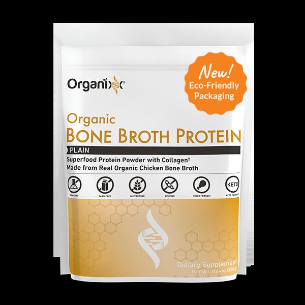 Organixx Bone Broth
