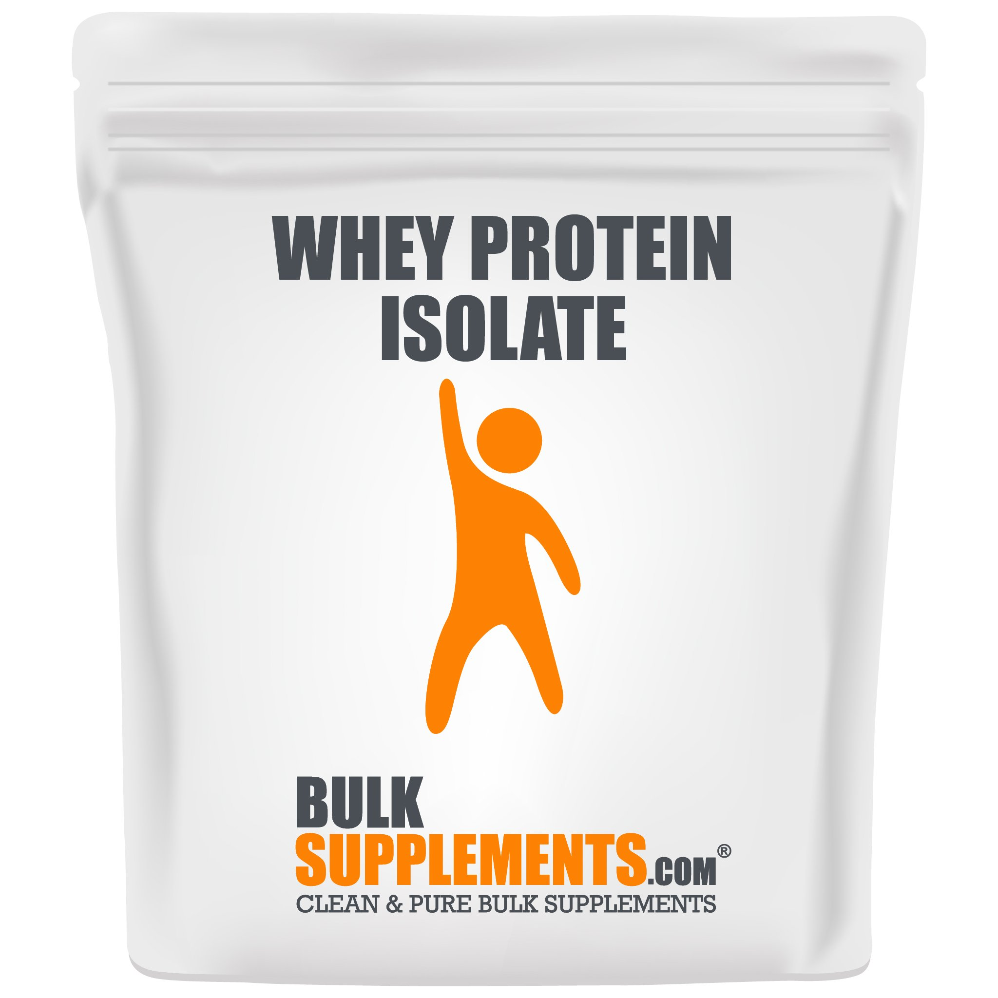 Whey Protein Isolate Bulksupplements