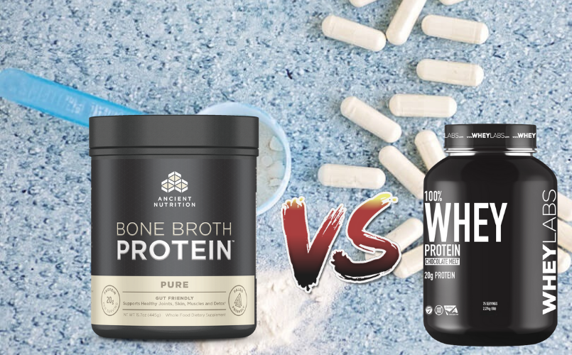 Whey vs Bone Broth