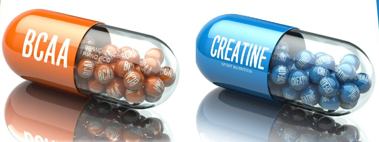 BCAA vs Creatine
